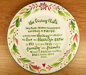 Panama City The Giving Plate